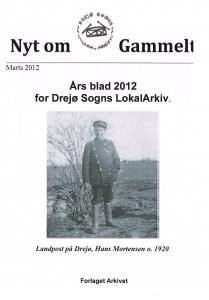 Årsblad 2012