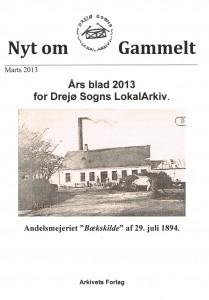 Årsblad 2013