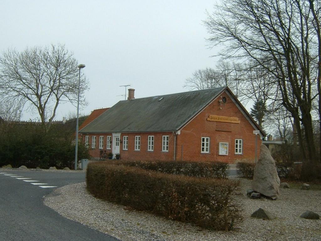 Drejø Forsamlingshus 2008