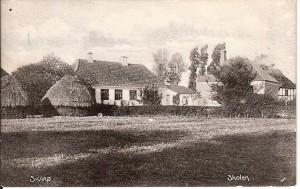 Postkort Skarø skole 1909_002